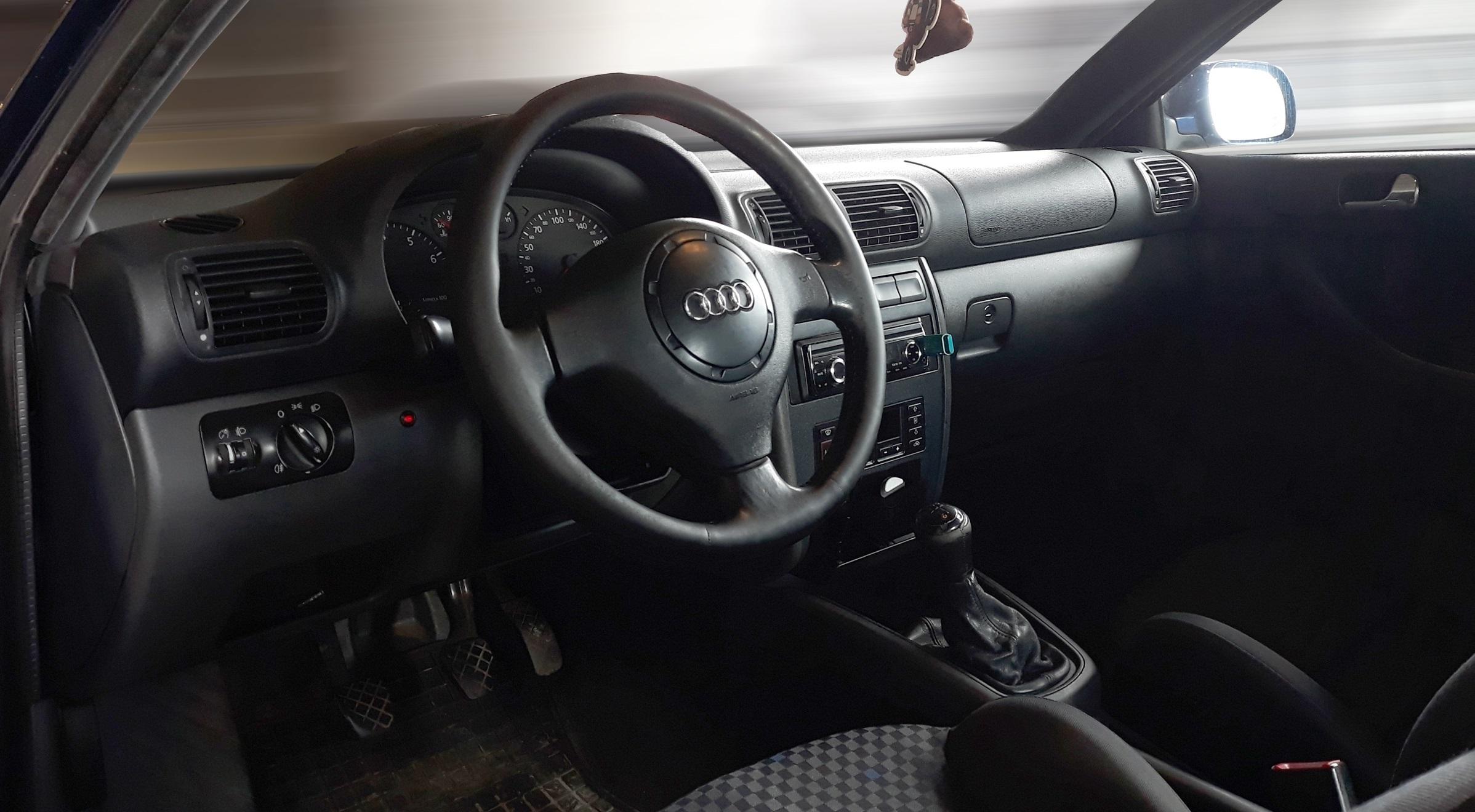 Jestem wygodnicki, bo jeżdżę Audi – krótki test A3.